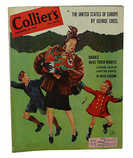 I'm Crazy by J.D. SALINGER ~ Collier's December 22 1945 ~ CATCHER IN THE RYE 1st
