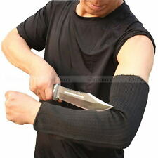 Steel Wire Cut Proof Stab Resistant Armband Sleeve Guard Bracers Anti Abrasion