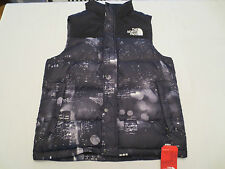 The North Face NUPTSE HEIGHTS VEST TNF Black CX55Q3N Mens SIZE 2XL