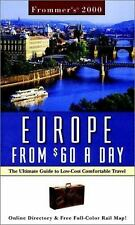 Frommer's Europe from $60 a Day 2000
