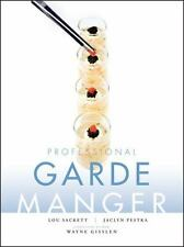 PROFESSIONAL GARDE MANGER - NEW HARDCOVER BOOK