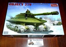 russian Heavy Tank Panzer Object 279  in 1:35 Amusing Hobby 35A001    Neu