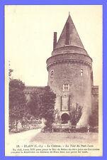 CPA-44- BLAIN - Le Château, La Torre del pont Levis