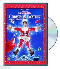 National Lampoon's Christmas Vacation Xmas Holiday Comedy DVD Movie Chevy Chase