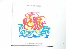 45 tours CHRIS DE BURGH Fire on the water , the vision 390099-7
