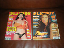 LOT PLAYBOY N°29 ET 32 NOVEMBRE 2002 / FEVRIER 2003