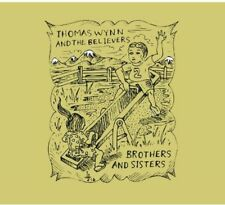 Brothers & Sisters - Thomas & The Believers Wynn (2012, CD NEUF)