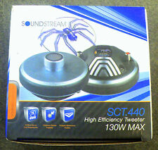 NEW SOUNDSTREAM SCT.440 High Efficiency Tweeter Compression Driver 65W