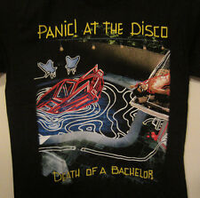PANIC AT THE DISCO  T Shirt  LICENSED MERCHANDISE  LARGE