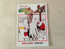 10/11 O PEE CHEE OPC ROOKIE #507 ROBIN LEHNER RC