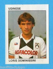 CALCIO FLASH '84 -Figurina n.285- DOMINISSINI - UDINESE -Recuperata