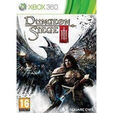 Microsoft Xbox 360 Spiel Dungeon Siege III 3 Neu