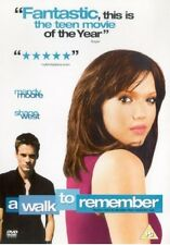 A WALK TO REMEMBER Mandy Moo Shane West Brand New Sealed Original UK Release