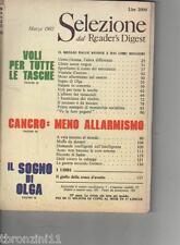 SELEZIONE DAL READER'S DIGEST - MARZO 1982