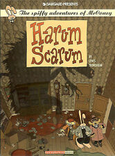 Harum Scarum vol 1 (Fantagraphics1998 large format softcover) by Lewis Trondheim