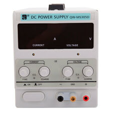 4X 30V 5A 110V DC Power Supply|LAB Adjustable Precision|LED Digital Clip US Cord