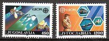 Yugoslavia - 1988 Europa Cept - Mi. 2273-74 MNH