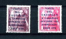 1951.ESPAÑA.EDIFIL 1088/89**.NUEVOS SIN FIJASELLOS.PRECIOSOS.CAT 270 €
