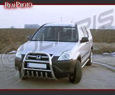 HONDA CR-V 2002-2006 BULL BAR,NUDGE BAR,A BAR + GRATIS / STAINLESS STEEL CRV