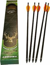 "Barnett Crossbows BAR-16075 5 pack 20"" Headhunter Arrows w/ Field Pt"