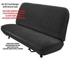 FORD RANGER TRUCK FACTORY REPLACEMENT SEAT COVERS 1983-1992