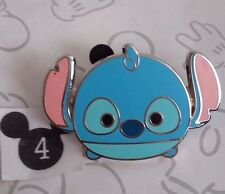 Stitch Tsum Tsum Cute Baby Round Lilo and Stitch Mystery Disney Pin Buy 2 Save $