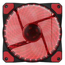 Game Max GaleForce 32 x Red LED 120mm Fan PC 12CM Case Fan High Performance