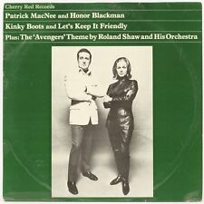 KINKY BOOTS AND LET'S KEEP IT FRIENDLY  PATRICK MACNEE & HONOR BLACKMAN