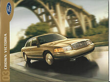 Mint Condition 2003 FORD CROWN VICTORIA II BROCHURE 03