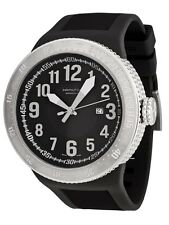 GREAT GIFT IDEA NEW HAMILTON KHAKI H79715333 FIELD BASE JUMP AUTO TITANIUM WATCH