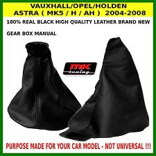 VAUXHALL OPEL HOLDEN ASTRA MK5 H AH HANDBRAKE GEAR BOX STICK COVER GAITOR NEW