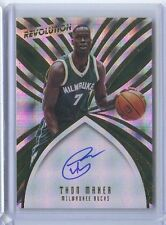 THON MAKER ON CARD AUTO RC ROOKIE SP CASE HIT 2016 17 REVOLUTION