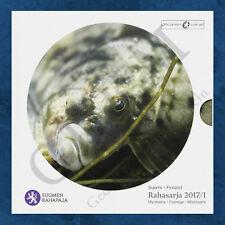 Finnland - Europäische Flunder - KMS 2017 BU - 3,88 Euro - Mint Set I