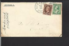 STRYKER,OHIO COVER,REGISTERED, WILLIAMS CO. 1855/OP.