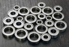 (24pcs) OFNA HYPER 10TT / HYPER 10SC Metal Sealed Ball Bearing Set