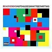 Beastie Boys - Hot Sauce Committee Part Two / 2 (2011)  CD Limited Edition  NEW