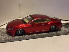 1/25 scale Bentley drag slot car (rtr)