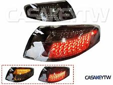 1999 -2004 Porsche 911 996 LED Tail Lights Smoke One Pair L996B