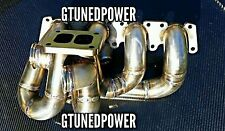 T4 twin scroll 1.8t turbo manifold gtx garrett audi s3,Leon cupra r,quattro golf