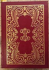 Easton Press Tales of Guy de Maupassant  Bound in Genuine Leather Gilded