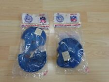 Vintage New York Giants Bicycle Hub Cap Helmets NY Logo  Old School 2 for $35.50