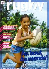 Rugby Mag n°1069 - 2008 - Marc Lièvremont - Les Angles Rugby Club - La Mêlée