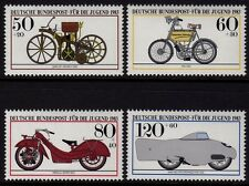 W Germany 1983 Motor Cycles SG 2018/21 MNH