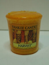 1 SMALL Yankee Candle Holiday Collection FALL harvest   1.75oz each NEW
