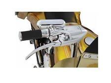 Arlen Ness RAD III Chrome Handlebar Controls Clutch Brake 15mm Harley 08-13