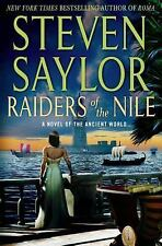 Raiders of the Nile: A Novel of the Ancient World (Novels of Ancient Rome), Sayl
