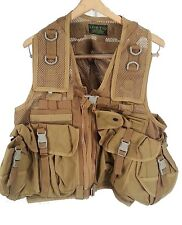 Arktis Coyote Tan Assault Vest