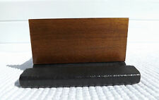 1969 Mercedes-benz w108 280 SE nice original OEM used wood ashtray