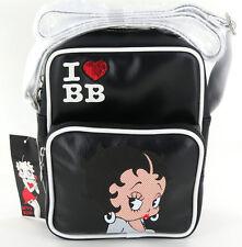 Betty Boop 'Cupid' Small Cross Body Handbag Shoulder Bag Pin-Ups Gift