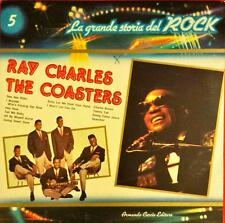 La Grande Storia Del Rock 5 Ray Charles The Coaster Lp Vinyl 33 Giri